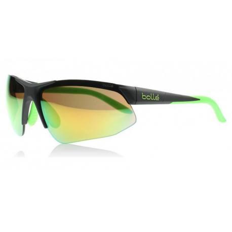 Gafas de Sol BOLLE BREAKAWAY 11848 MATTE BLACK/LIME