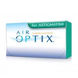 Lentes de contacto AIR OPTIX FOR ASTIGMATISM TÓRICA