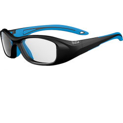 Gafas BOLLE SWAG BLACK AND ELECTRIC BLUE